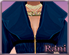 Queenie Jacket - Blue