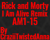RickandMorty- I Am Alive