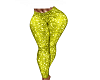 Yellow Diva Pants