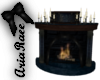Grisha Fireplace 6 Crows