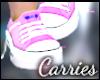 C Pink Sneaks