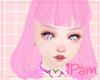 p. pink m0nys hair