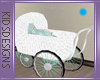 BOY BABY CARRIAGE