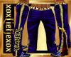 [L] TAKEN Blue Pants M