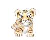 Baby Tiger Play
