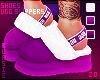 в. UGG Slippers Purp