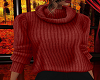FG~ Red Turtleneck