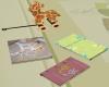 Baby Owl & Giraf Books