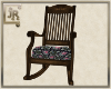 *JR Rocking Chair Floral