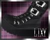 {LIX} Blk Boots