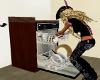 LG Dish Washer Animated