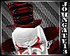 PvC Clown Hat + Hair