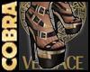 [COB] Versace black/gold