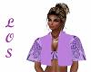 Short Lavender Top 1/1