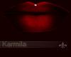 red lips [indira]