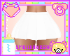 RL White Kawaii Skirt