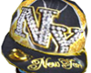 B*B GOLD NY FEMALE HAT