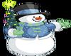 Snowman - 1