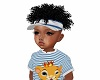 kids boys lion visor