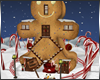 Gingerbread-Man House