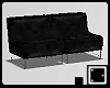 ♠ Tiny Leather Sofa