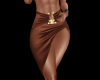 Sexy Brown Skirt RLL