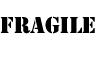 KW: Fragile headsign