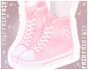 F. Pentagram Shoes Pinku