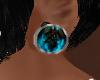 Grim reaper ear plugs