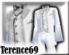 69 Tuxedo - White