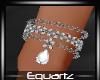 Ivy Silver Bracelet (L)
