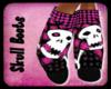[SS] Skull Boots