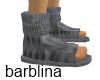 *B* Ninja Shoes