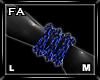 (FA)WristChainsOLML Blue