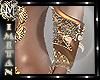 (MI) Gloves Gold light F
