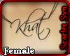 (Ss) Khat Necklace