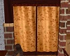 Brown Marble Curtain