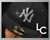 !LC™ NY Cap Grey