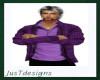 JT Sweater & Polo Purple