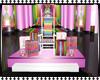 Rainbow GirlShowr Throne