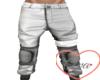 Homey White Pants