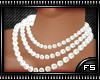 *FS Tri Pearls - white
