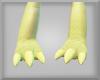Alphys' Feet