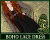 Boho Lace Black