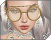 ~AK~ Sunglasses: Lemon