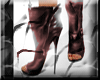 Red Cowboy Boot *