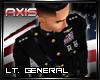 AX - USMC Lt. General