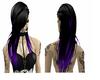 Dark Purple hair