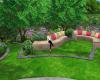 Pretty Garden Room