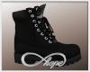 Camo BW Boot Black CT